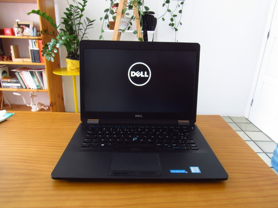 Notebook Dell Latitude 7470 I5-6300u 6ªg 8gb Ram 256gb Ssd