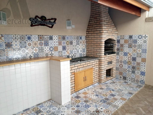 Casa Sobrado Em Parque Monte Alegre  -  Taboão Da Serra - 2577