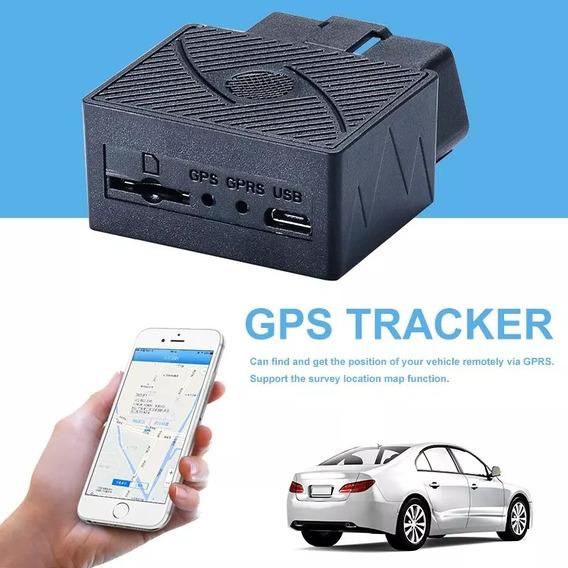 Rastreador Localizador Veicular Obd2 Itracker Safe