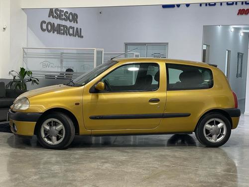 Renault Clio Sport 1.6 2001 Financio Hasta El 100%