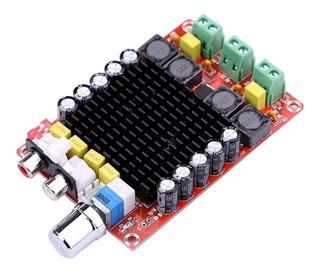 Amplificador 100+100w Rms Tda7498 Clase D