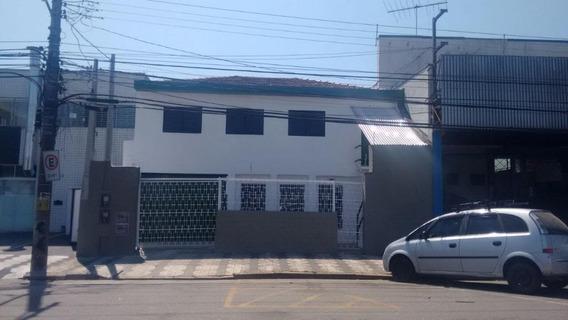Sobrado Comercial Para Locação, Vila Mogilar - Mogi Das Cruzes - 549