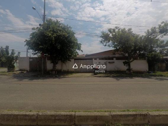 Casa Com 2 Dormitórios À Venda Por R$ 260.000 - Menino Deus - Quatro Barras/pr - Ca0299