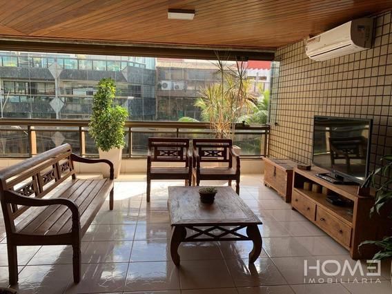 Apartamento Com 3 Dormitórios À Venda, 155 M² Por R$ 1.119.000,00 - Recreio Dos Bandeirantes - Rio De Janeiro/rj - Ap1166