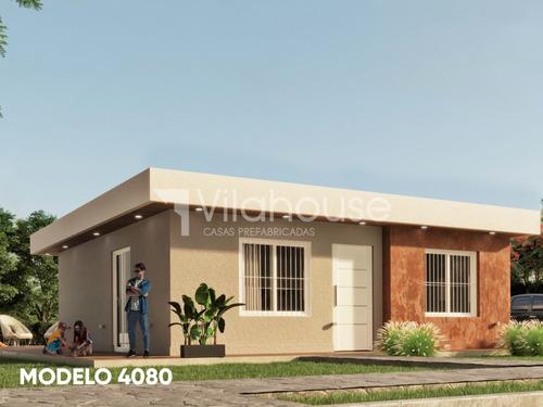 Imagen 1 de 4 de Vilahouse Casas Prefabricadas, Modelo 4080 3 Dorm. + 1 Baño