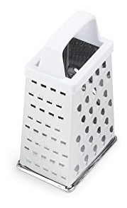 Fox Run 5566 4sided Grater Stainless Steel 6inch