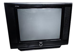 Televisor Rca Slim Tv 21 Pulgadas Negro Flat