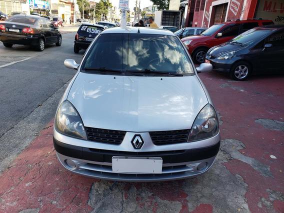 Renault Clio 1.6 Expression Sedan 16v Flex 4p Manual