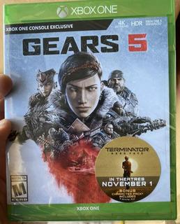 Xbox One Gears Of War 5 Nuevo Sellado Vendo Cambio