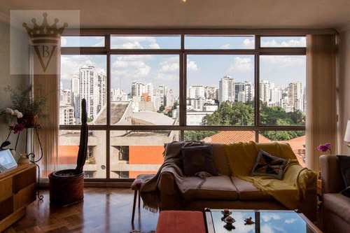 Apartamento Com 3 Dormitórios À Venda, 190 M² Por R$ 1.430.000 - Perdizes - São Paulo/sp - Ap5561