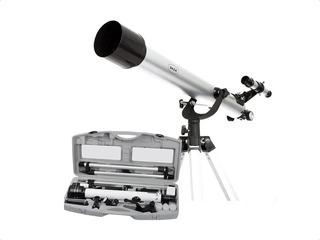 Telescopio Refractor Tripode Estuche Regalo Planetas Estrell