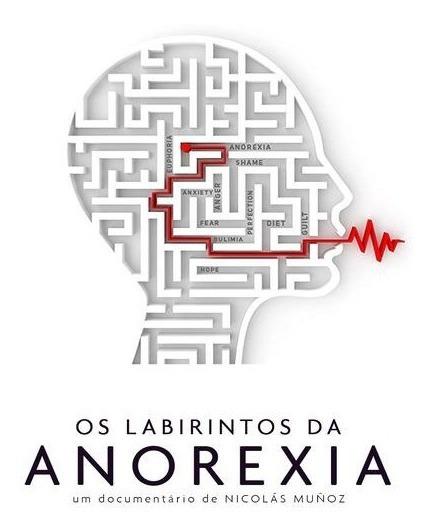 Os Labirintos Da Anorexia
