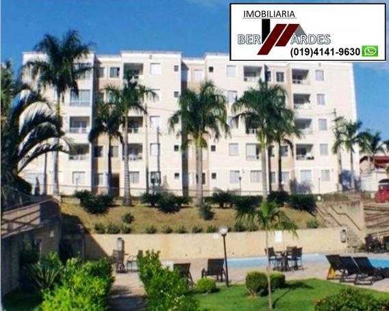 Apartamento Para Venda Condominio Agata Ville, Jardim Nova Europa, Campinas - Ap00033 - 4299140