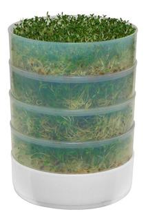 La Cocina De Lujo Cultivo 4-tray Germinador De Semillas Por