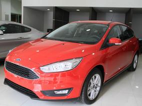 Ford Focus S 1.6 L 5 Puertas 0 Km 2018 Formularios Incluidos