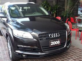 Audi Q7 3.6 Fsi Luxury 280hp At 2008
