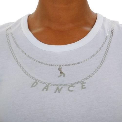 Remera Frontline Danza Talle M Danza