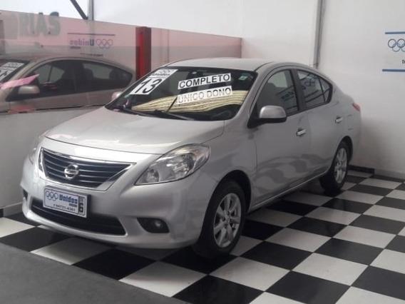 Nissan Versa 1.6 16v Sl Flex 4p 2013