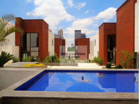 88607 * Casa Em Condomínio Situada No Melhor Do Brooklin! - Ca0190