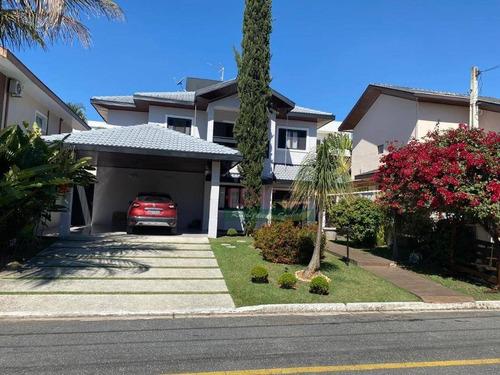 Imagem 1 de 22 de Casa 4 Suites, 380 M² Por R$ 1.590.000 - Jardim Altos De Santana Ii - Jacareí/sp - Ca4198