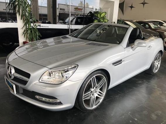 Mercedes-benz Slk-250 Cgi 1.8 16v, Fum1212
