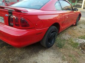 Ford Mustang 4.6 Gt Base 5vel Tela Mt 2004