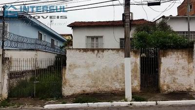 Terreno Para Venda, 250.0 M2, Jardim Consorcio - São Paulo - 18736
