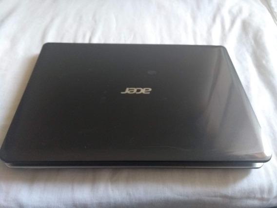 Carcaça Completa Notebook Acer E1 471 6811
