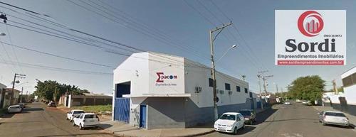 Imagem 1 de 2 de Galpão À Venda, 271 M² Por R$ 430.000,00 - Vila Elisa - Ribeirão Preto/sp - Ga0012