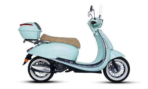 Imagen 1 de 15 de Scooter Beta Tempo Deluxe Motoneta Automatica Retro Vintage