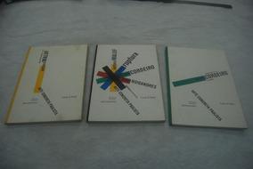 Coleção Livros Arte Concreta Paulista Cosac & Naify 3 Exempl