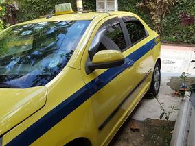 Taxi Cobalt Lt 1,8 2014 - Único Dono