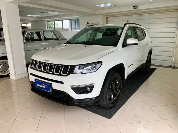 Jeep Compass Longitude Flex 2018