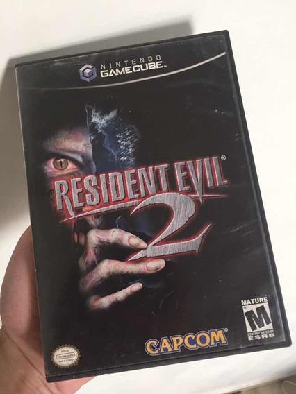 Resident Evil 2 Gamecube + Frete Grátis