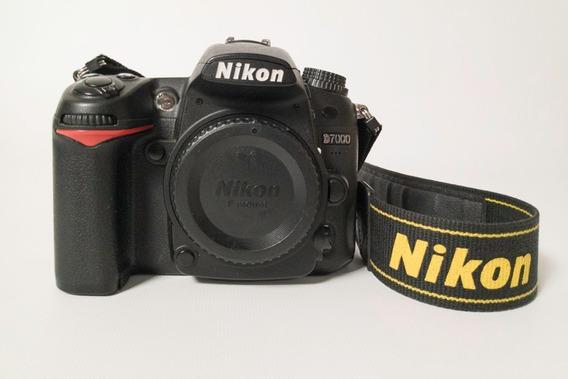 Nikon D7000 18-105 Mm (48300 Disparos) Impecable