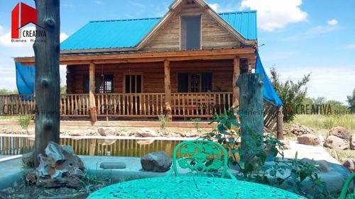 Venta De Granja, Cerca De La Ciudad, Cabaña, Alberca, 5,000 M2, Cercado, Chih.