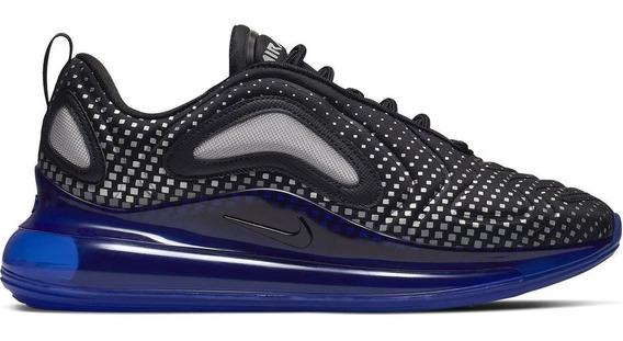 Nike Air Max 720 Black/blue