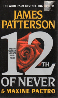 A2 James Patterson - 12th Of Never