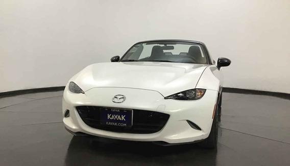 20067 - Mazda Mx-5 2017 Con Garantía Mt