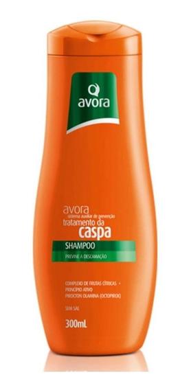 Avora Tratamento Da Caspa Shampoo 300ml