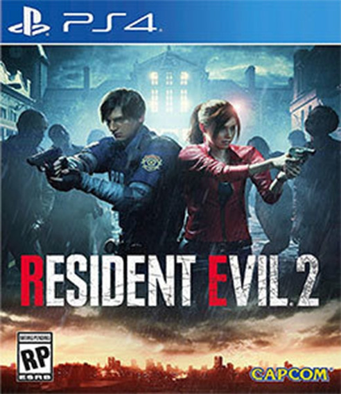 Resident Evil 2 Remake I Ps4 1 I Português