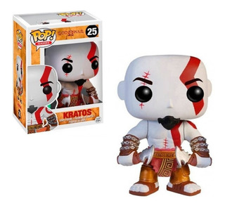 Muñeco Tipo Pop Kratos God Of War #25 / Palermo