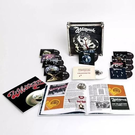 Whitesnake Box O Snakes Sunburst Years 78
