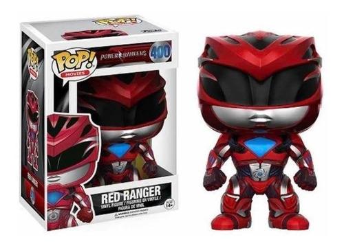 Power Rangers Funko Pop Red Ranger 400 Original