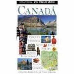 Guia Visual Folha De São Paulo: Canadá (2ª Edição) - Publifo