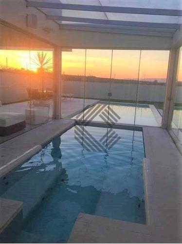 Casa Com 4 Dormitórios À Venda, 476 M² Por R$ 2.500.000,00 - Villa Toscana - Votorantim/sp - Ca7461