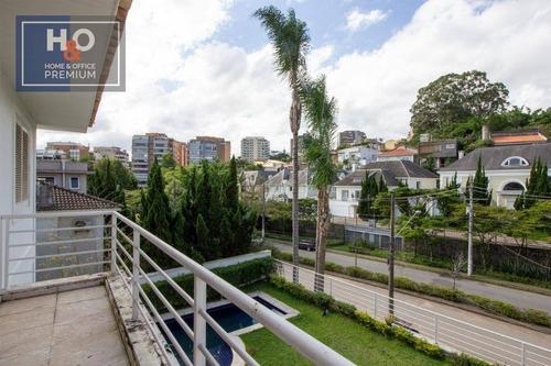 Imagem 1 de 23 de Casa Com 4 Dormitórios À Venda, 688 M² - Vila Progredior - São Paulo/sp - Ca0300