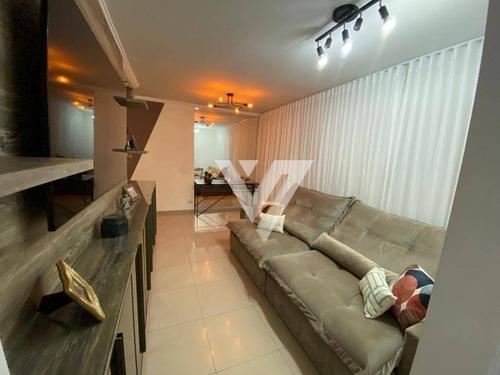 Apartamento Com 3 Dormitórios À Venda - Condomínio Villa Flora - Votorantim/sp - Ap2376