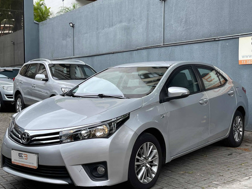 Toyota Corolla Xei 2.0 Flex 2015 Blindado