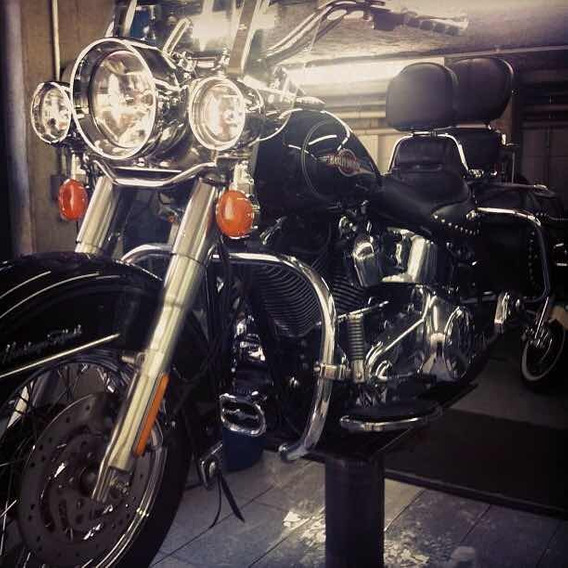 Harley Davidson Softail Heritage Classic